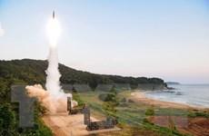 Tên lửa Hàn Quốc sẵn sàng ứng phó mối đe dọa Triều Tiên