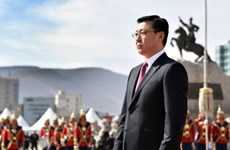 Thủ tướng và toàn bộ chính phủ Mông Cổ chính thức bị cách chức