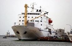 New Zealand đề xuất chặn tàu Triều Tiên ở vùng biển Thái Bình Dương