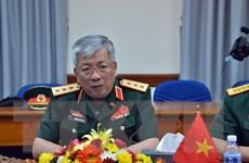 Đối thoại Chính sách quốc phòng Việt Nam-Hàn Quốc 2017