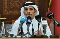 Căng thẳng vùng Vịnh: Qatar sẵn sàng đàm phán giải quyết khủng hoảng