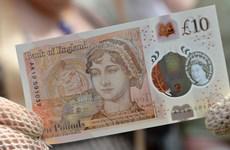 Anh sắp lưu hành đồng 10 bảng mới có in hình nữ văn sỹ Jane Austen
