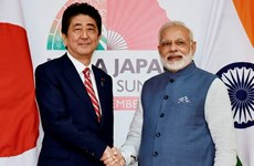 Nhật Bản-Ấn Độ thúc đẩy hợp tác quốc phòng và an ninh hàng hải