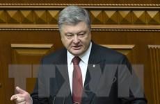 Lô hàng than đá đầu tiên của Mỹ chính thức cập bến Ukraine