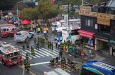 Tai nạn ôtô tại Mỹ và Ethiopia, hàng chục người thương vong