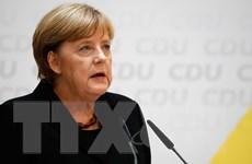 Phần đông người dân Đức tin tưởng năng lực của Thủ tướng Merkel