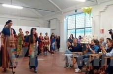Giới thiệu giá trị văn hóa của Việt Nam tới công chúng Italy