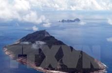 Bốn tàu hải cảnh Trung Quốc tiến vào lãnh hải Nhật Bản