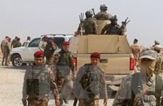 Iraq bắt đầu tấn công giải phóng thị trấn Hawijah khỏi IS