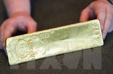 Căng thẳng Mỹ-Triều Tiên kéo giá vàng giảm gần 2% trong tuần qua