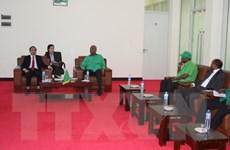 Đoàn Đại biểu Đảng Cộng sản Việt Nam thăm và làm việc tại Tanzania