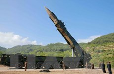 Chuyên gia: Triều Tiên không có khả năng tấn công máy bay Mỹ
