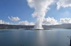 Núi lửa ở Vanuatu hoạt động mạnh, hơn 10.000 người dân sơ tán