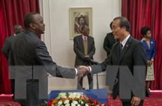 Kenya mong muốn tăng cường quan hệ hợp tác với Việt Nam