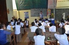 Hội người gốc Việt tại Campuchia xây trường học cho con em Việt kiều