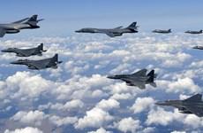 Mỹ sẽ triển khai khí tài chiến lược quanh bán đảo Triều Tiên