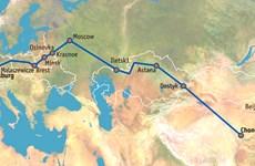 Khai trương tuyến vận tải đường bộ-đường sắt kết nối ASEAN-châu Âu