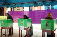 Chính phủ Thái Lan cam kết tổ chức bầu cử đúng lộ trình