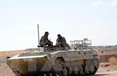Quân đội Syria tiến vào thành trì cuối cùng của IS ở miền Đông