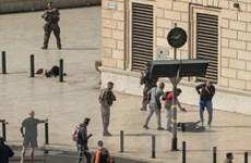 Italy bắt giữ em trai thủ phạm vụ tấn công bằng dao tại Marseille