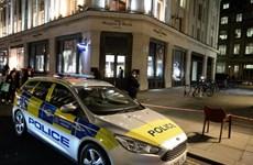 Trộm dùng rìu đột nhập cửa hàng trang sức hoàng gia giữa London