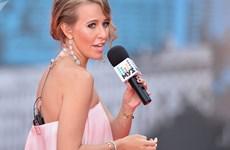 MC truyền hình nổi tiếng sẽ tranh cử tổng thống Nga năm 2018