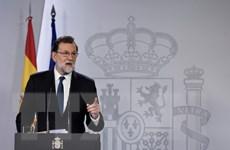 Tây Ban Nha thông qua loạt biện pháp giải quyết vấn đề Catalonia