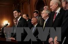 Hạ viện Mỹ thông qua ngân sách tài khóa 2018 trị giá 4.000 tỷ USD