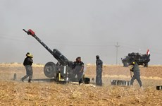 Iran dỡ bỏ biện pháp hạn chế biên giới với khu vực người Kurd ở Iraq