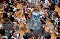 Thời tiết dễ chịu khiến người Đức kém mặn mà... với bia