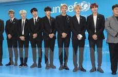 Nhóm nhạc BTS tham gia chiến dịch chống bạo hành trẻ em của UNICEF