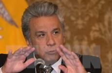 Tổng thống Ecuador bị phế truất tư cách lãnh đạo đảng cầm quyền