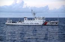 Nhiều tàu Trung Quốc lại tiến vào vùng biển Nhật Bản