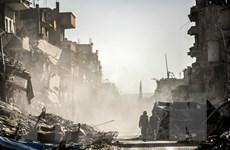 Syria: Mỹ cung cấp 120 xe tải vũ khí cho lực lượng SDF