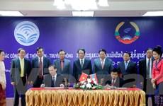 Thúc đẩy hợp tác đầu tư Công nghệ Thông tin và Truyền thông tại Lào