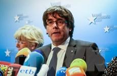 EU không can thiệp vào việc truy nã cựu Thủ hiến Catalonia
