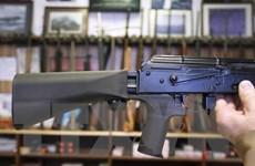 Mỹ: Bang Massachusetts cấm bán thiết bị chuyển đổi sang súng tự động