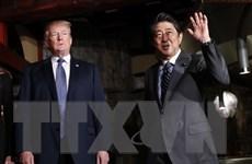 Hàng loạt lời đe dọa đánh bom trong chuyến thăm Nhật của ông Trump