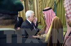 Saudi Arabia và Palestine thảo luận về tiến trình hòa bình Trung Đông