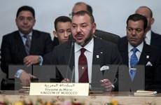 Quốc vương Maroc Mohammed VI công du các nước vùng Vịnh