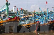 Vùng áp thấp có khả năng mạnh thêm, đi vào Biển Đông trong ngày 10/11