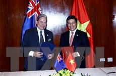 Việt Nam đề nghị New Zealand tạo điều kiện để xuất khẩu nông sản