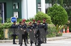 Singapore truy bắt các đối tượng có liên quan đến hoạt động khủng bố