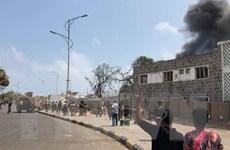 Yemen: Liên quân Arab cho phép mở lại cảng biển Aden
