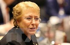 [Video] Tổng thống Chile trả lời phỏng vấn của phóng viên TTXVN
