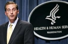 Tổng thống Mỹ đề cử tân Bộ trưởng Y tế và Dịch vụ con người