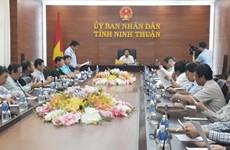 Các tỉnh họp khẩn nhằm tìm phương án ứng phó với cơn bão số 14