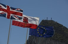 Anh, Tây Ban Nha bất đồng quan điểm đối với vấn đề Gibraltar