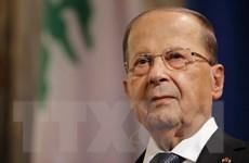 Tổng thống Liban tổ chức tham vấn về tương lai chính phủ