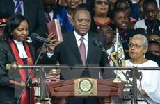 Tân Tổng thống Kenya Kenyatta cam kết thống nhất đất nước